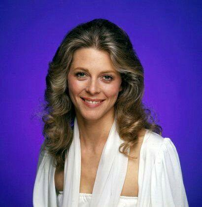 Lindsay Wagner...