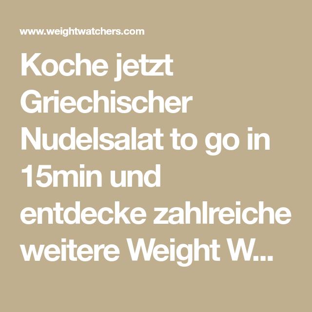 Pin auf Weight watchers