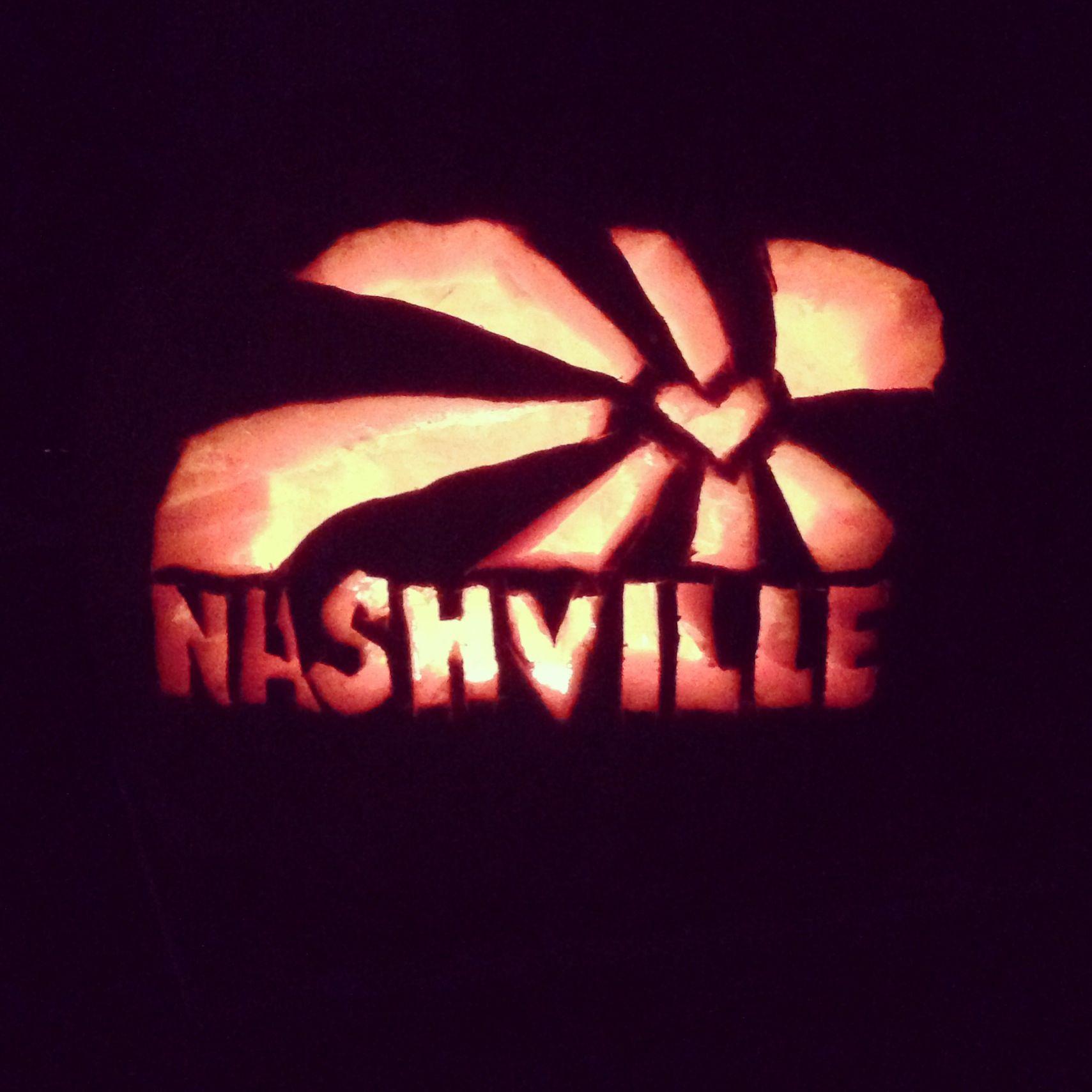 Carved pumpkin nashville halloween Pumpkin carving