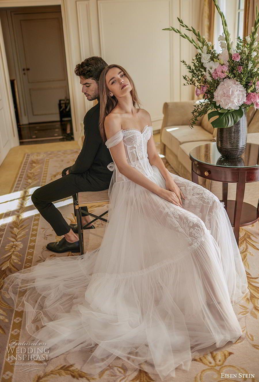 Eisen Stein Fall 2020 Wedding Dresses in 2020 Wedding