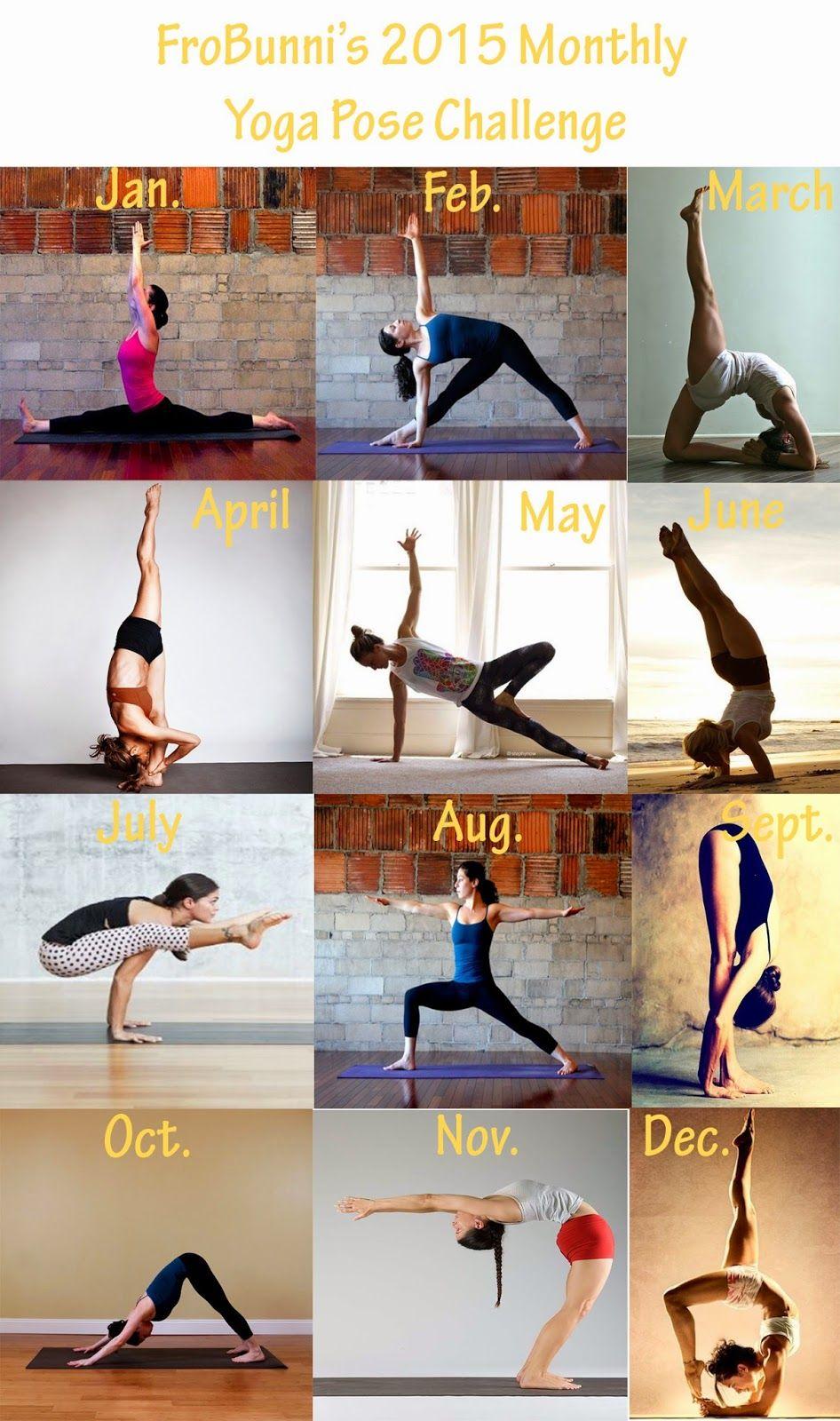 Yoga Moves Challenge