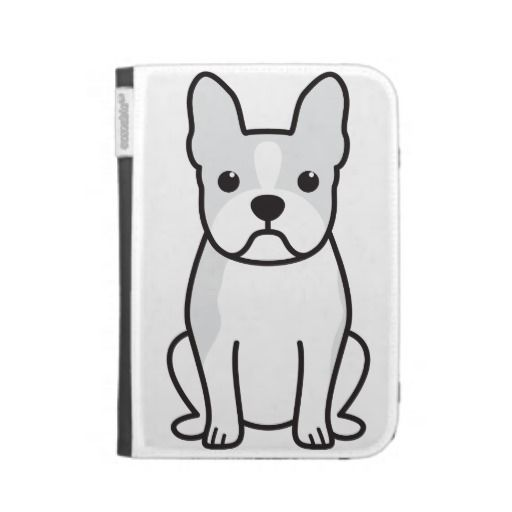 Boston Terrier Dog Cartoon Kindle 3g Covers Boston
