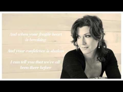 This Is Just Beautiful Amy Grant S Song About Her Parents