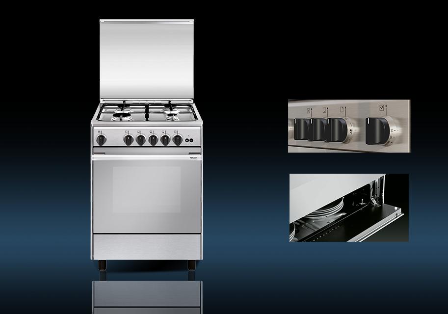 Cocina A Gas Butano O Gas Natural Acabado Acero Inoxidable Un6050ib Cocina De Gas Tips De Cocina Cocinas