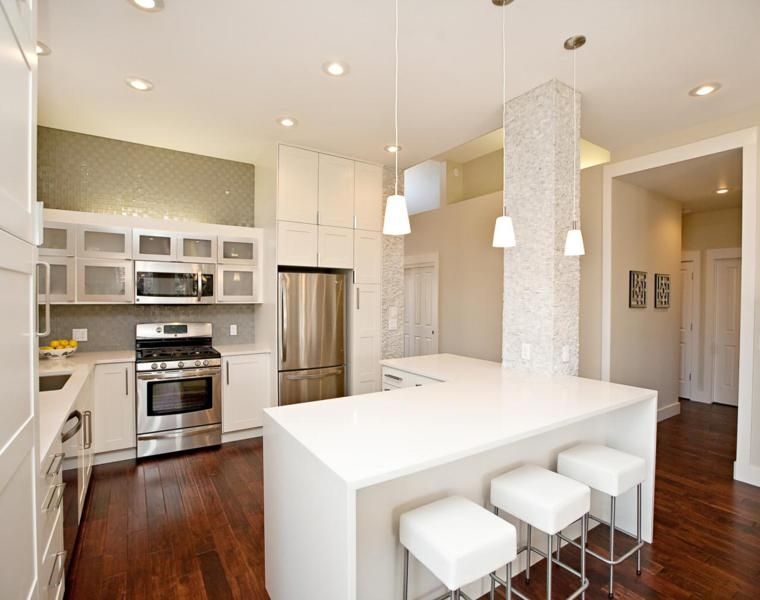 Diseñar cocinas - consejos para un lograr interior espectacular ...