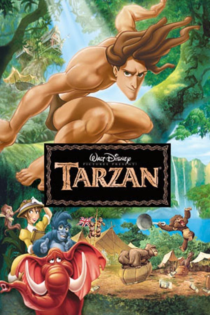 Disney Movie Poster Quiz