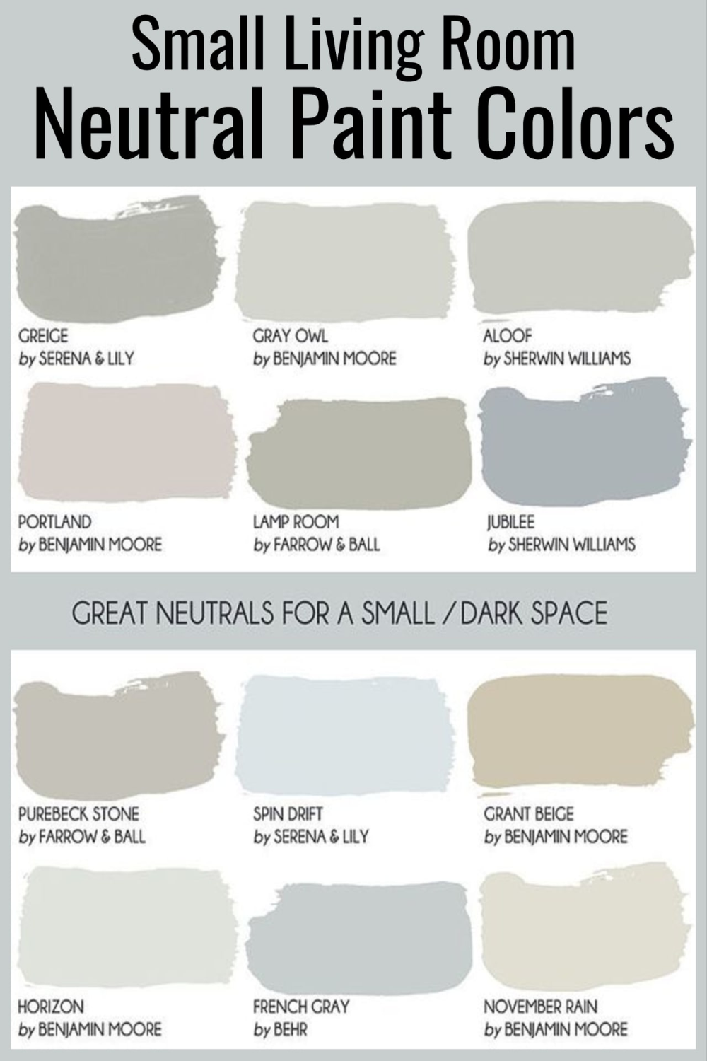 Photo of Cozy neutral living room ideas – earth gray living room to copy, #diyli …