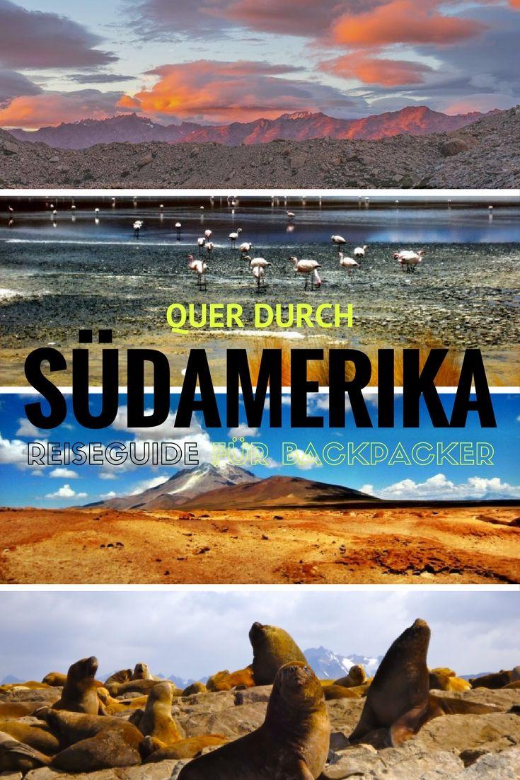 Backpacking in Südamerika - Alles was du wissen musst! #latinamericatravel