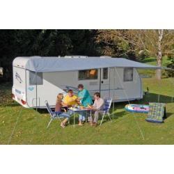 Sonnensegel für Wohnwagen 450 x 240 cm Como 6Campingshop-24.de #wohnwagen