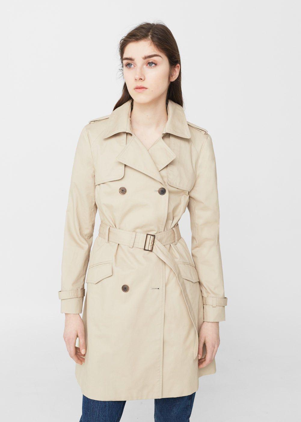 Women Classic Abrigos Pinterest trench cotton coat Clothes 0wa8wt