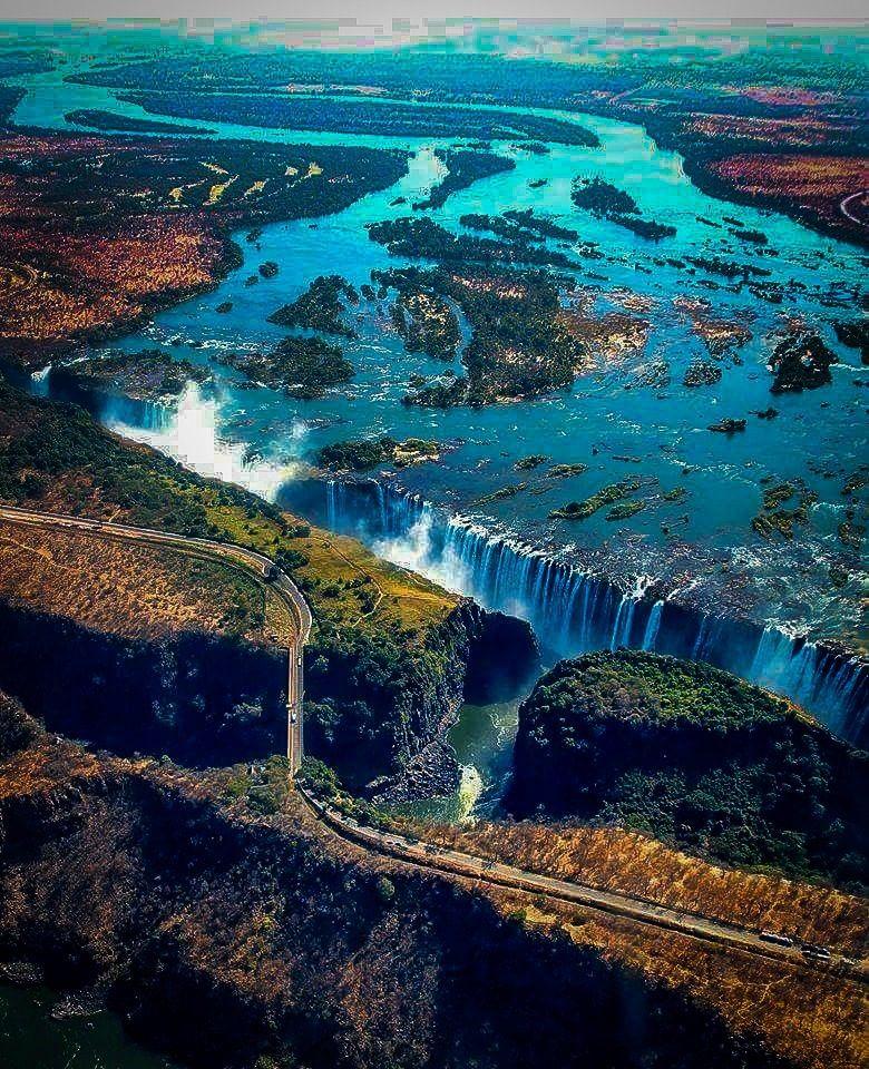 Victoria Falls Zambia, Travel
