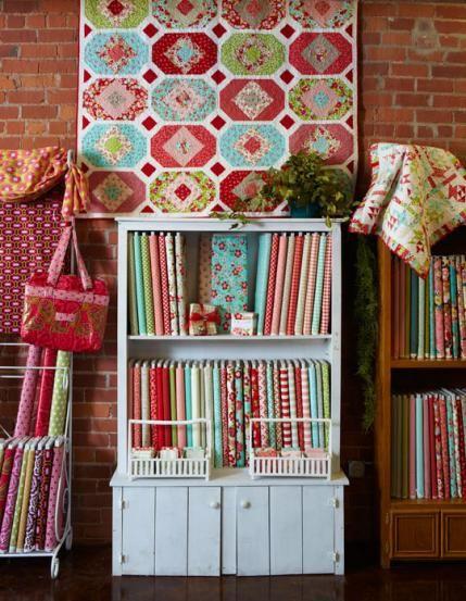 Best 25 Fabric Display Ideas On Pinterest Visual