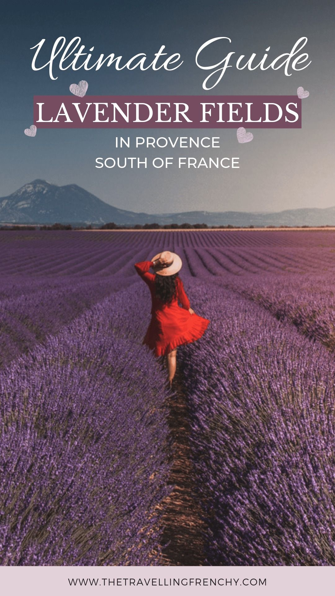 The Ultimate Guide To The Lavender Fields In Provence France Travel Guide South Of France Europe Travel Destinations