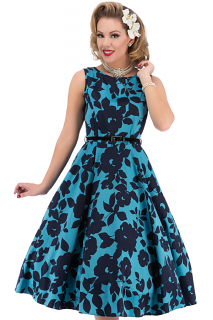 Plus Size Vintage Dresses | 50\'s Style Designed for Curves ...