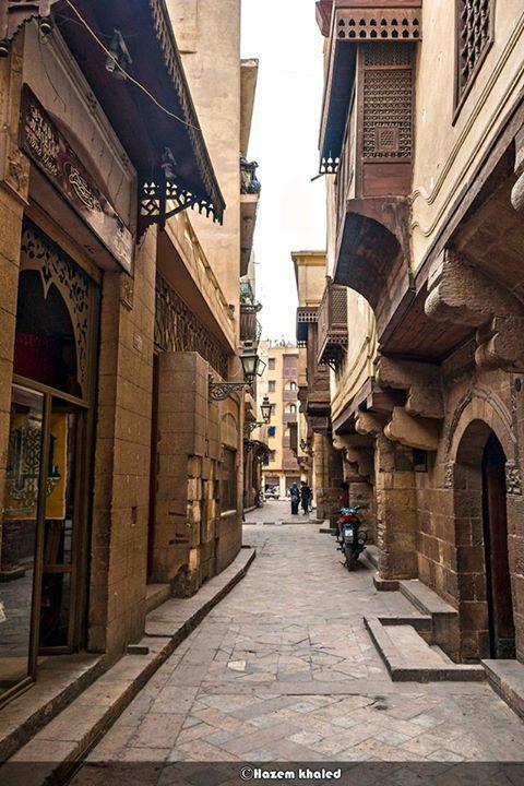 El Darb El Ahmar Al Gamalyia Cairo Egypt Ancient Egypt History Old Egypt