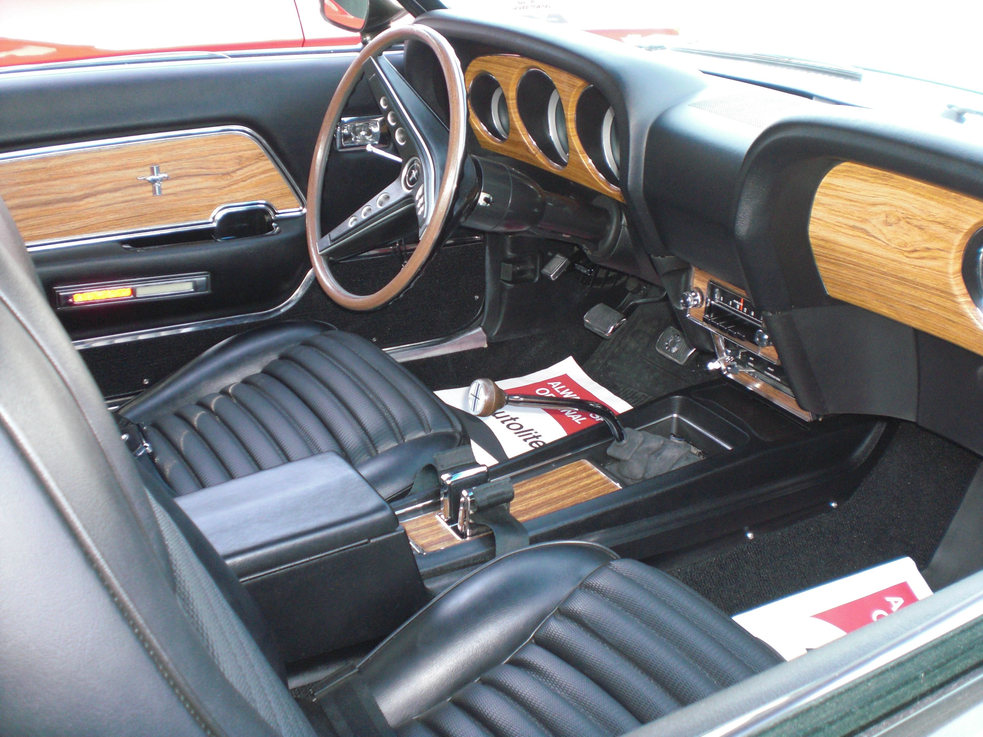 1969 Mach 1 Interior With Images 1969 Mach 1 Mustang Boss