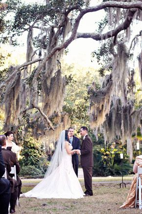 How Gorgeous Is My Friend S Wedding On St Simons Island