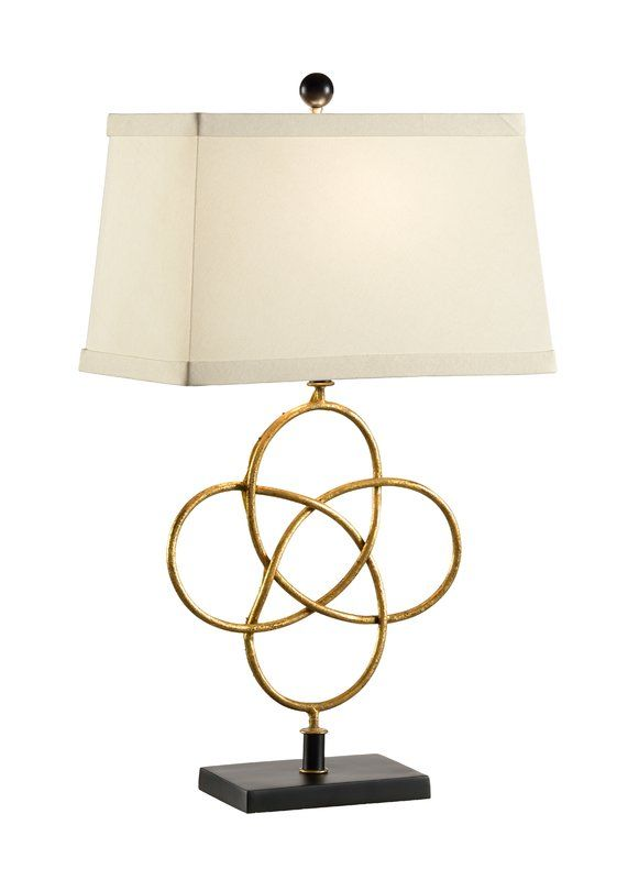 Loose Knot 31  Table Lamp is part of Gold Home Accessories Lamps - You'll love the Loose Knot 31  Table Lamp at Perigold  Enjoy whiteglove delivery on most large items