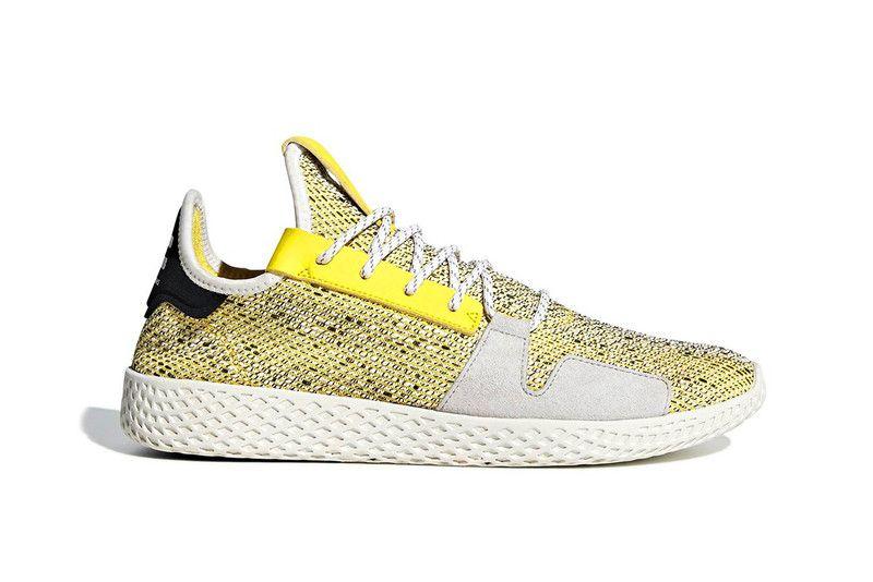 2ef2273a37243 A First Look at the Pharrell x adidas Tennis Hu V2
