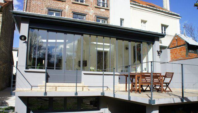 veranda turpin longueville veranda verriere entree. Black Bedroom Furniture Sets. Home Design Ideas