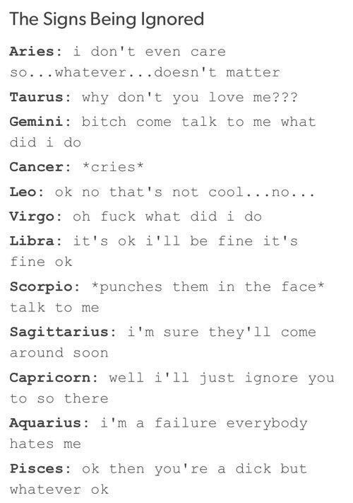 Zodiac Signs Funny Situations Together _ Zodiac Signs Funny