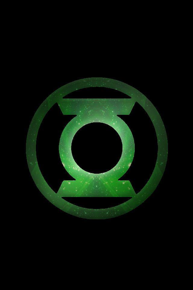 Stary Green Lantern Logo Background By Kalel7 On Deviantart Marvel