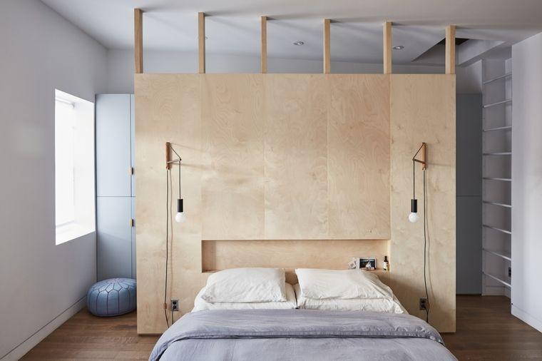 idees deco tete de lit separateur