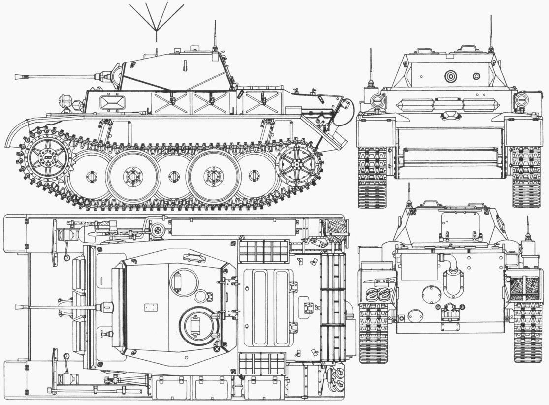Schematic Diagram Of Armored Vehicle