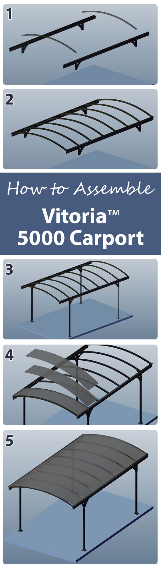 Vitoria 5000 Carport Palram Outdoor Dreams Made Real Carport New Homes Design