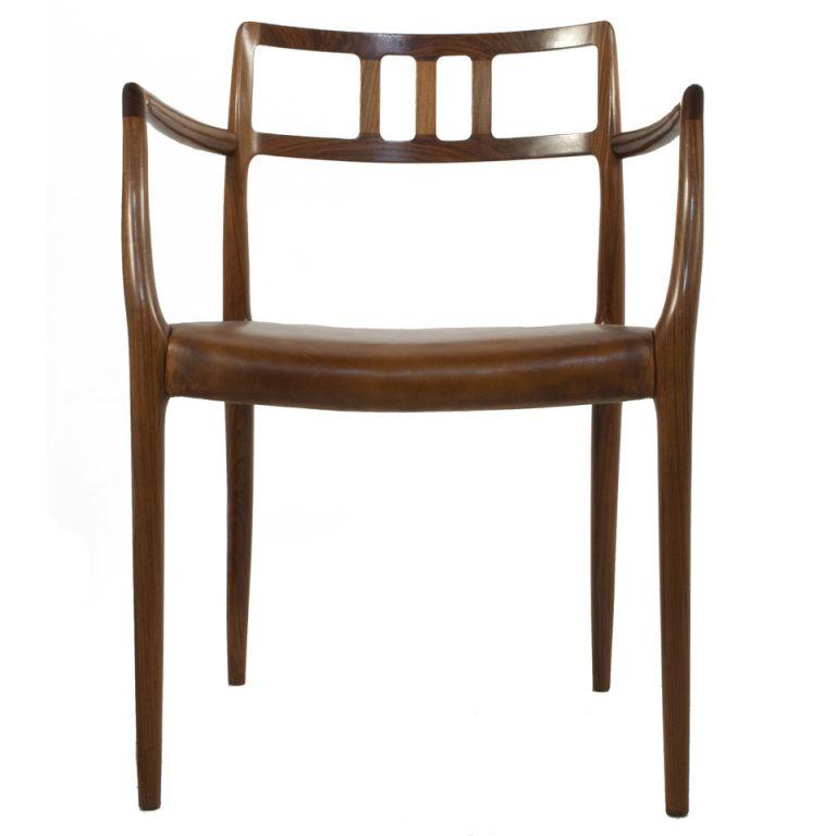Armchair by Niels Moller | Armchairs, Scandinavian ...