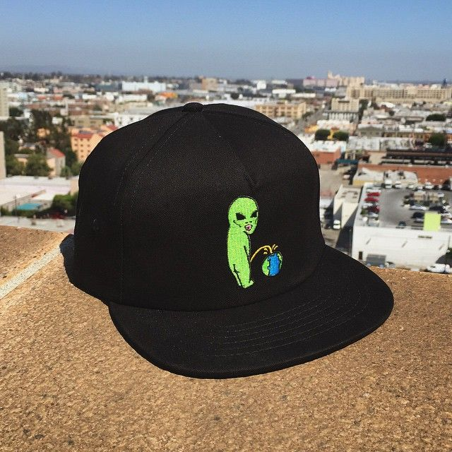 eda7ac0e RIPNDIP Earth Sucks Snapback Hat | BALL CAPS & HATS | Snapback hats ...