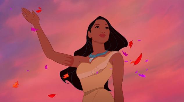 A wave goodbye, Pocahontas | Disney pocahontas, Disney animated movies,  Disney ladies