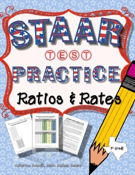 7th grade math staar ratios rates proportions teks 74a 74b 74 this document includes 2 assessments 2 sets of 10 that address ratios and rates malvernweather Image collections
