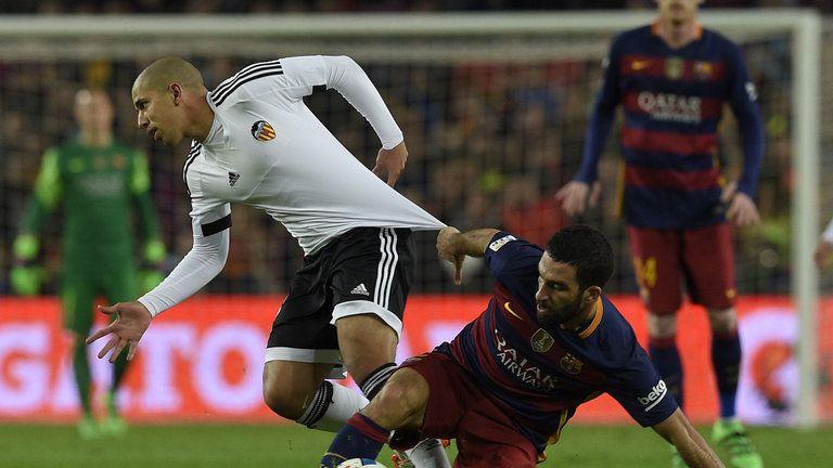 Barcelona face Valencia in La Liga live on Sky Sports...: Barcelona face Valencia in La Liga live on Sky… #BarcelonavsValencia #BARCELONA