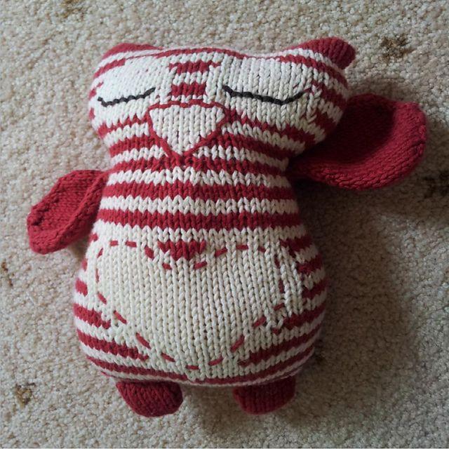 Ravelry: Sleepy Little Owl- A little friend for daytime sleeps ...