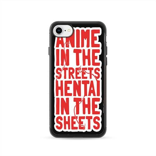 Anime in The Streets iPhone 8 Case | Caserisa