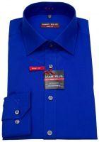 - Body Fit - Italian Kent Kragen - dunkelblau Gr. 39 - unterschiedliche Farben - gerne auch mit Manschette