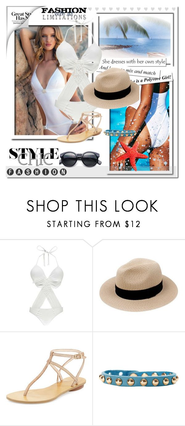 """~Summer Style~"" by husic ❤ liked on Polyvore featuring Whiteley, Boohoo, Pelle Moda and Linea Pelle"