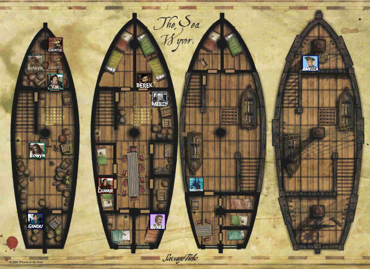 medium resolution of pirate ship layout pirate ship de