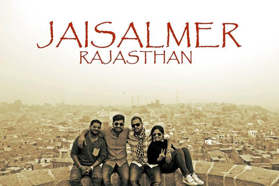 Jaisalmer Fort Jaisalmer - Dec, 2016 Picture courtesy - @rutupal1