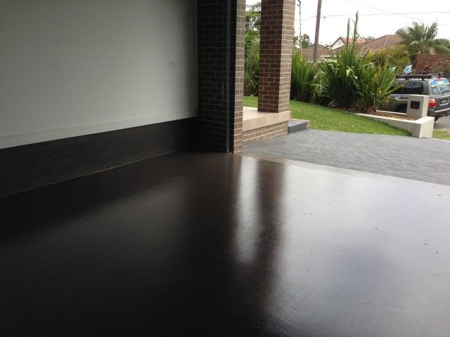Haymes Seamless Flooring Ultimate Epoxy Floor Coats Blog Paint And Wallpaper Sydney Crockers Paint And Wallpaper Specialists Crockers Paint And Wallpape Epoxy Floor Concrete Floors Epoxy Floor Paint