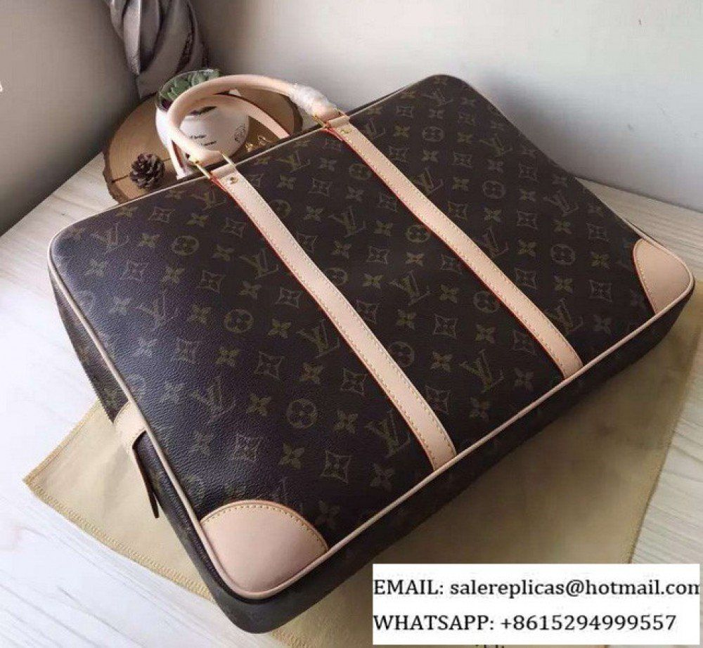 14f16f019f Louis Vuitton Porte-Documents Voyage M40226 | Luxury Mens Bags in ...