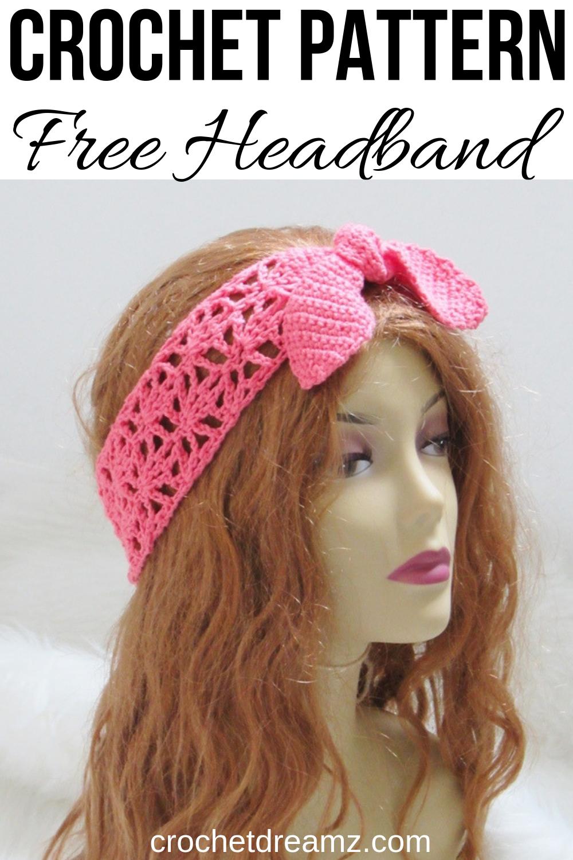 Crochet Headband  Boho Headband  Womens Headband  Hair Accessories  Womens Accessories  Baby Headband  Little Girl/'s Crochet Headband