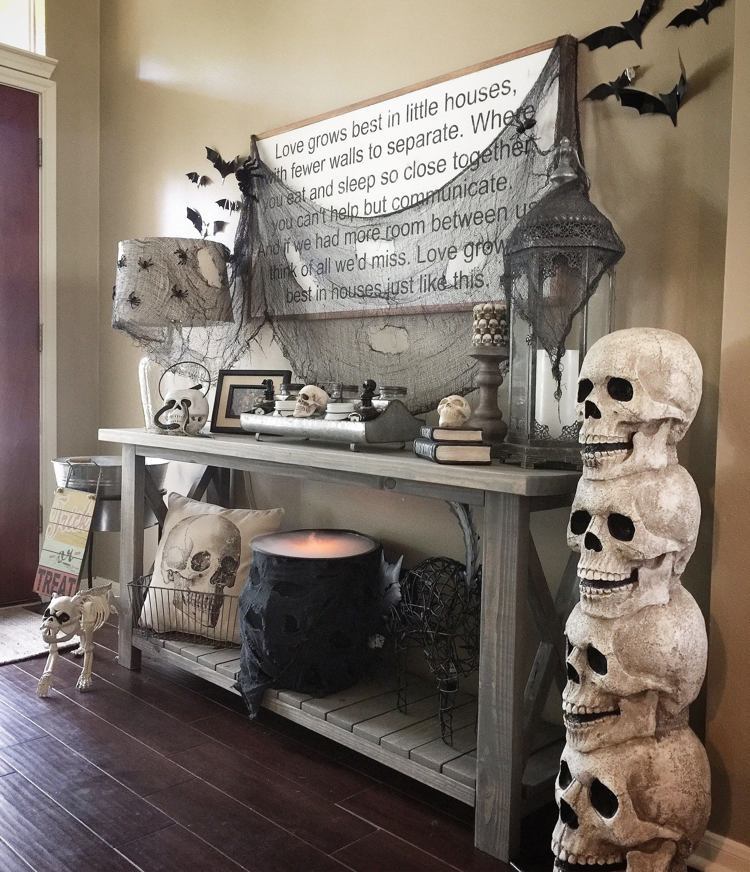 Favorite Spooky Halloween Decor Halloween Living Room Halloween Home Decor Halloween Decorations Indoor