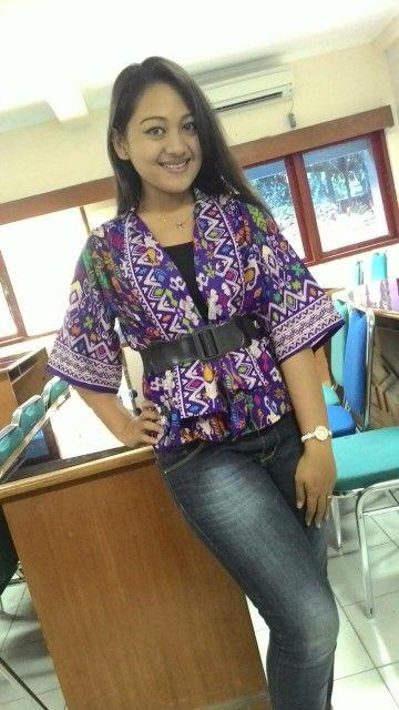 blazer#new#motif#batik