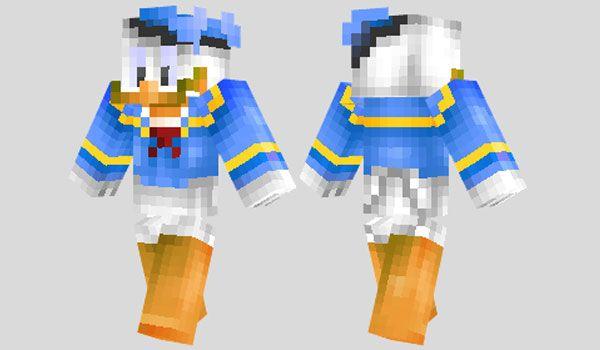 Donald Duck Skin Para Minecraft Thomas Pinterest Donald Duck - Skins fur minecraft skindex