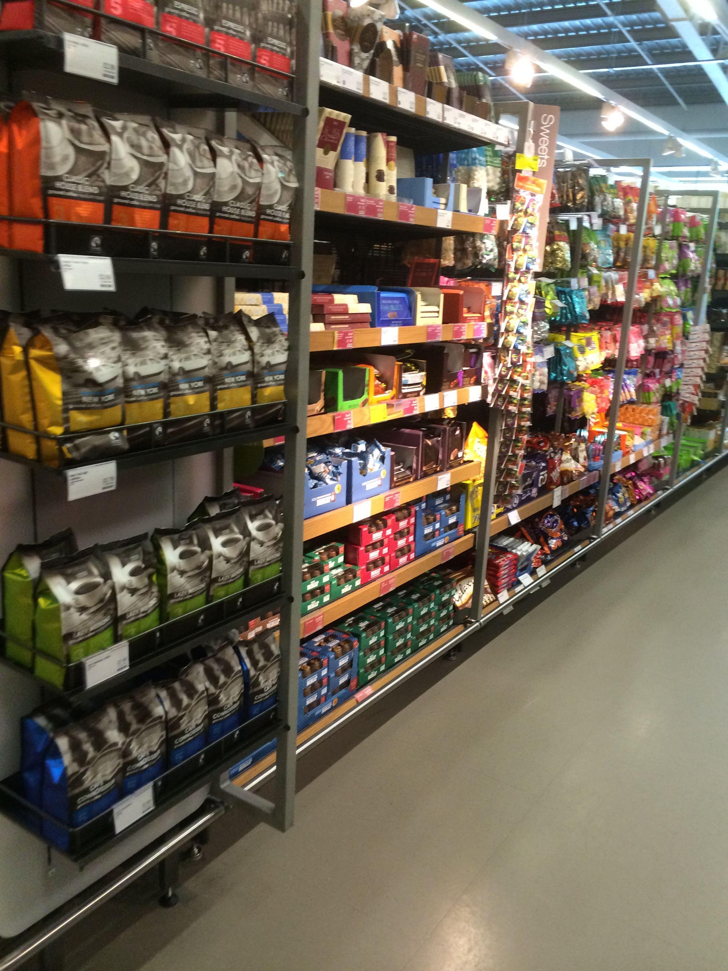 M&S Shoreham Foodhall Food Supermarket Layout