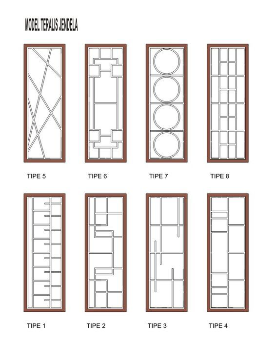 Model Teralis Pintu Pinterest Models And Doors Stunning Exterior Doors And Windows Model Plans
