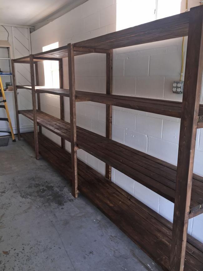 DIY Garage Storage Favorite Plans | Ana White Woodworking Projects | Garage  Organization Ideas | Pinterest | Diy Garage, Garage Storage And Ana White