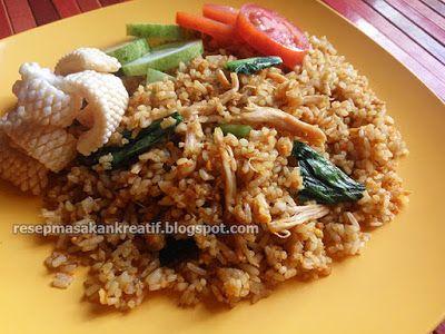 Resep Nasi Goreng Jawa Yang Sederhana Dari Kampung Resep Masakan Indonesia Resep Makanan Bayi Masakan